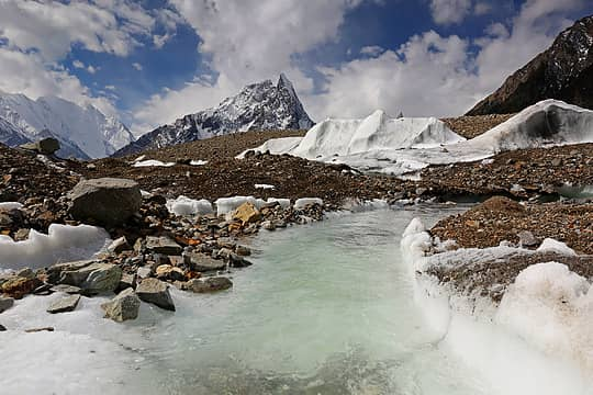 127- Looking back at Mitre Peak