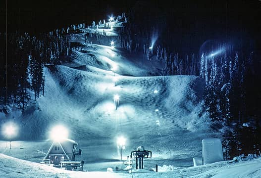 Pilchuck Night Skiing