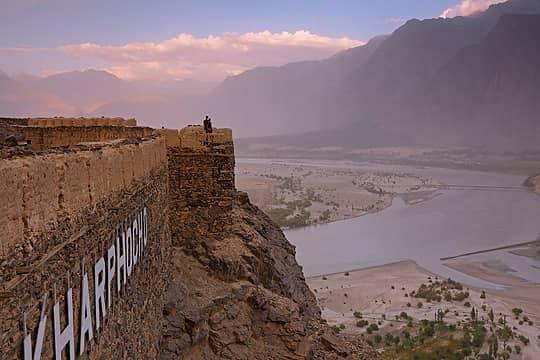 8- Kharphocho Fort