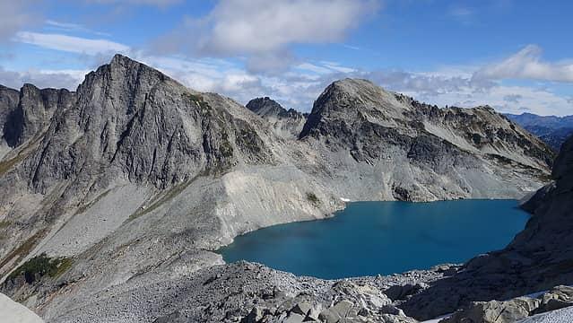 Dip Top Peak