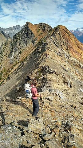 beautiful ridge