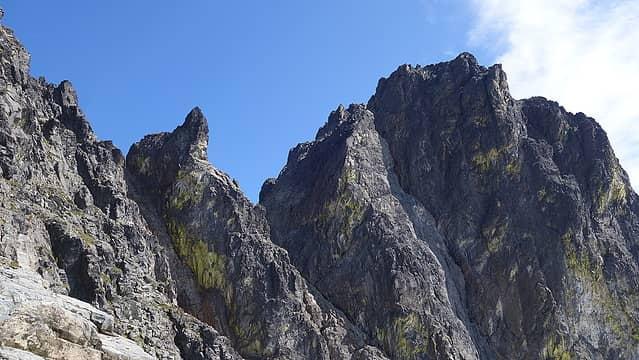 Chimney Rock South Peak