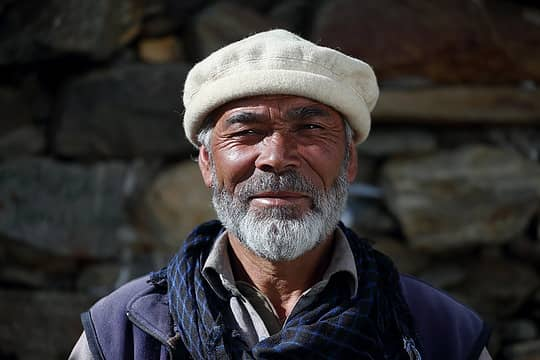 166- Hakim Iqbal, the caretaker of Khuspang