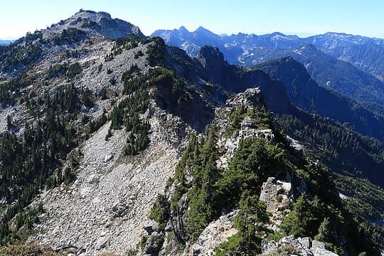 Ridge to Snoqualmie