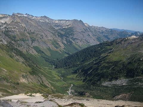 Napeequa river valley