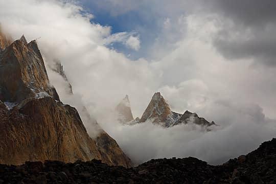 Karakoram Range (Aug/16/2021)