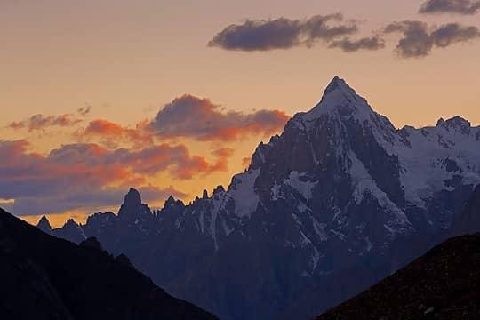 101- Paiyu Peak