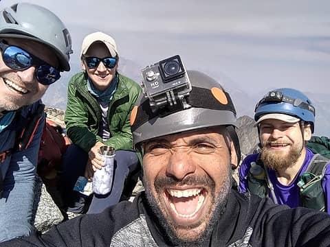 Fernow Summit Crew – #thehad, Daria, Michael, Saulius!