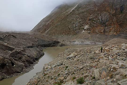 49- Stream replaces glacier