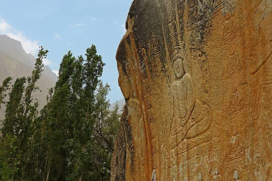7- Manthal Buddha Rock
