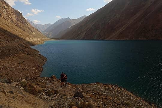 3- Sadpara Lake