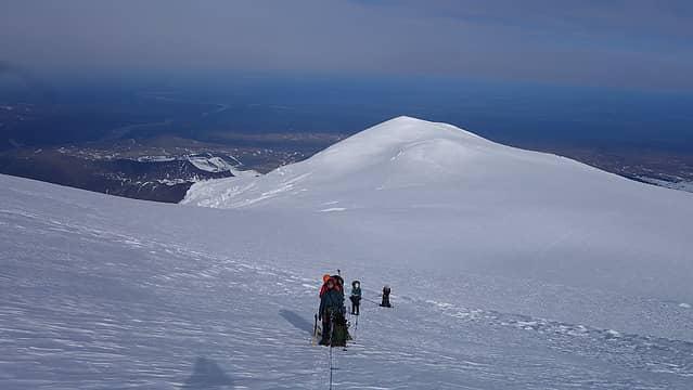 The lower peak of Sanford