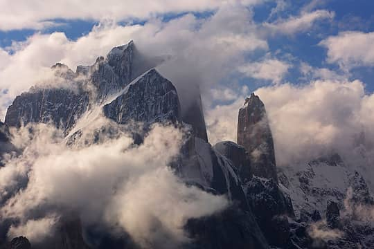62- Great Trango and Nameless Tower