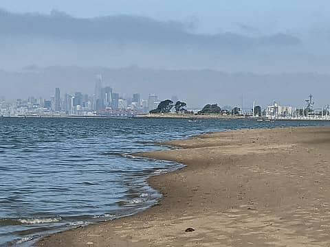 beach in Alameda