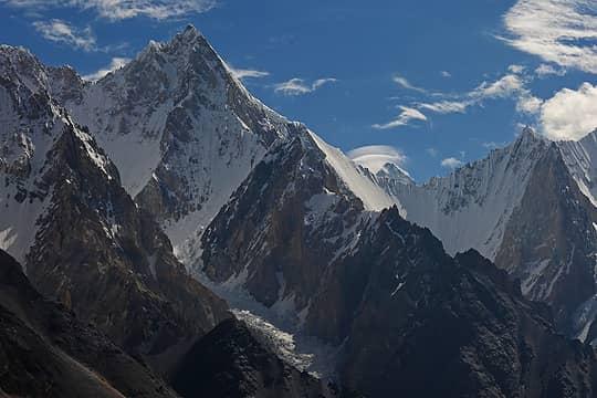 145- Gasherbrum I, summit glimpse