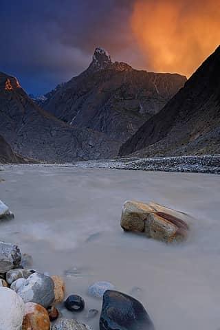 Bakhor Das Peak, Karakoram Range