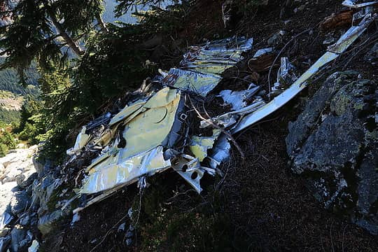 Airplane wreckage noted [url=http://www.nwhikers.net/forums/viewtopic.php?p=894475]here[/url]